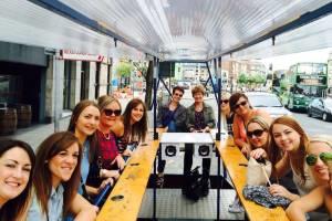 Dublin Pedal Tours