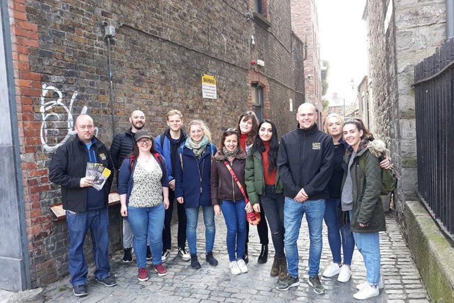 In Our Shoes Walking Tours