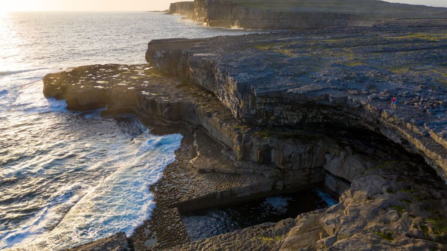 Enjoy an epic food and drink experience on the Aran Islands.