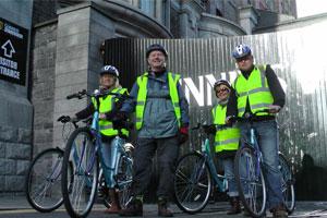 U2's Dublin - See Dublin by Bike
