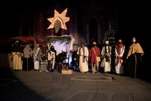 Outdoor Live Nativity