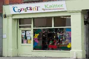 The Constant Knitter