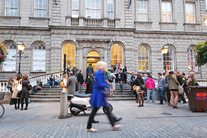 Powerscourt Townhouse Centre and Tour