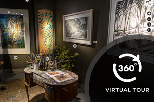Virtual Tour: BOTANICAL FUSION. Singapore to Dublin