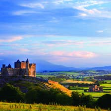 Image of the Rock of Cashel in County Tipperary