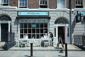 Old Music Shop Restaurant