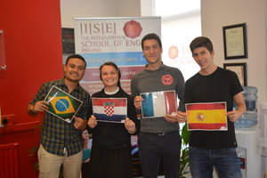 The International School of English, ISE Ireland