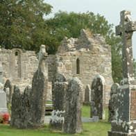 Lemanaghan Monastic Site
