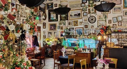 The Parlour Vintage Tea Rooms