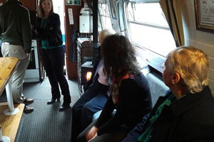 Bargetrip.ie - Canal Boat Tour