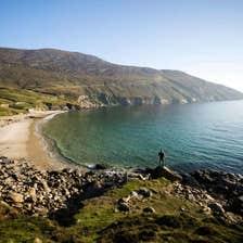 Image of Keem Beach, Achill Island, County Mayo