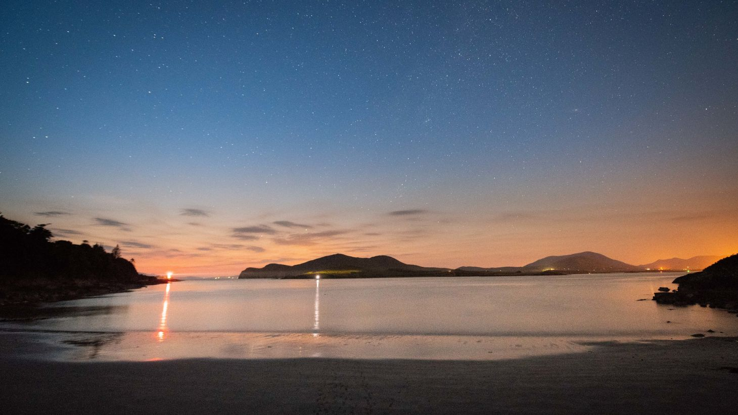 Visit Kerry and gaze up in awe at the International Dark Sky Reserve