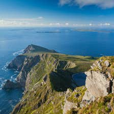 Image of Achill Island in County Mayo