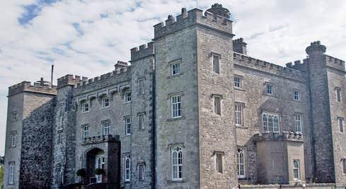 Slane Castle exterior