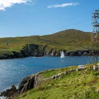 Image of Dursey Island and cable car, County Cork