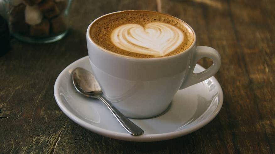 Enjoy an amazing coffee in Dundalk.