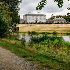 Image of Castletown House in Celbridge in County Kildare