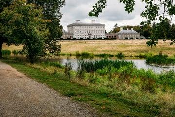Image of Castletown House in Celbridge in County Kildare