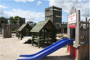 Fort Lucan Outdoor Adventureland