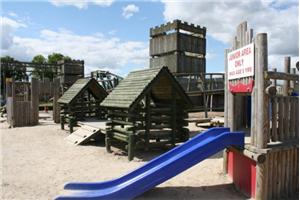 Fort Lucan Outdoor Adventureland