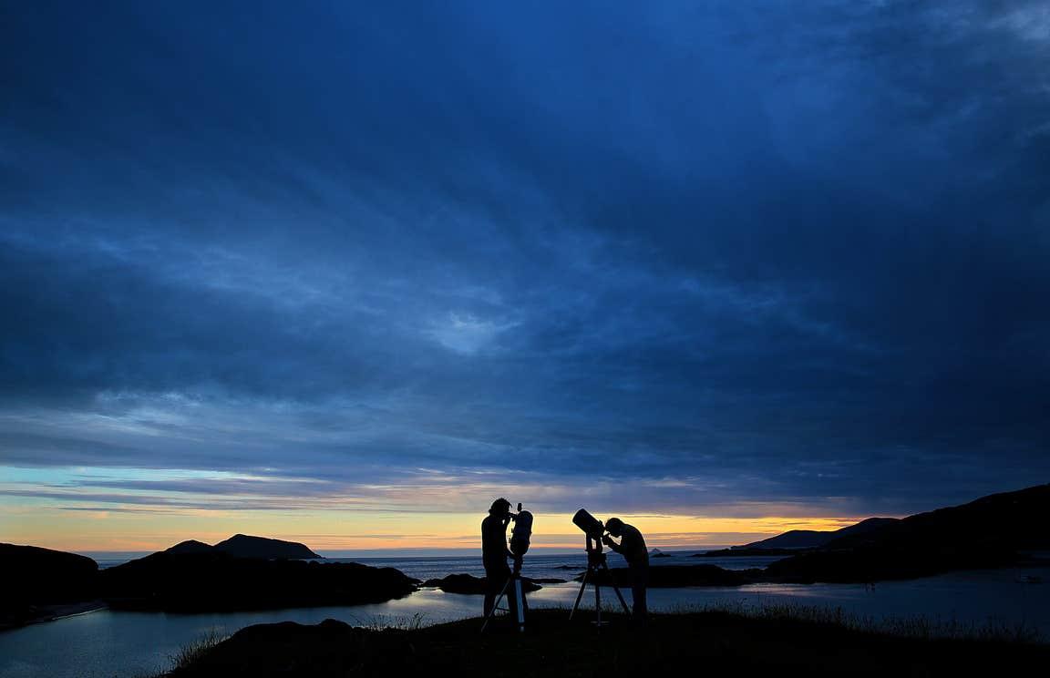 Ballinskelligs Dark Sky Reserve, County Kerry