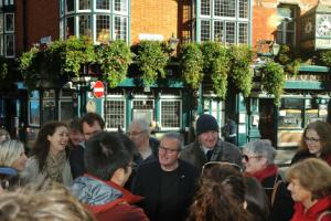 1916 Rebellion Walking Tours