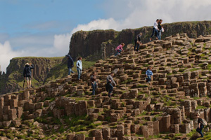 Private Giants Causeway Day Tour with Kennedy & Carr