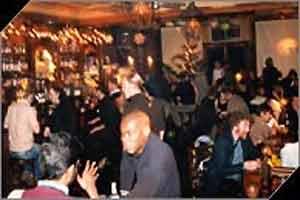 The Globe Bar & Cafe