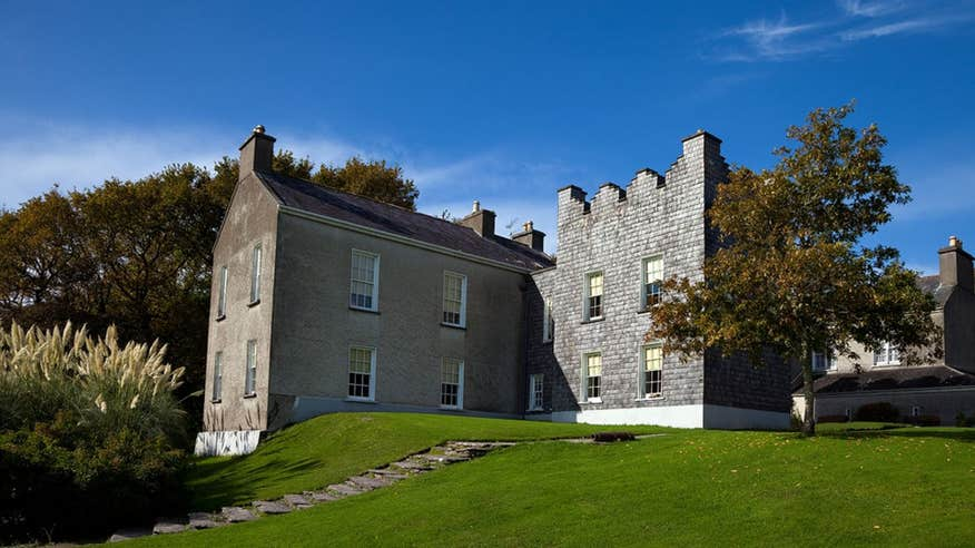 Learn about the history of Ireland at Derrynane House.