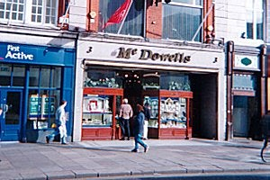 McDowells Jewellers The Happy Ring House