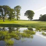 4th Green at Farnham Estate Golf Course