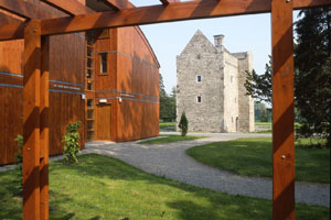 Phoenix Park Visitor Centre and Ashtown Castle
