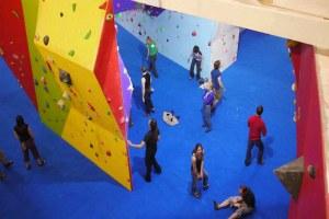 Gravity Climbing Centre