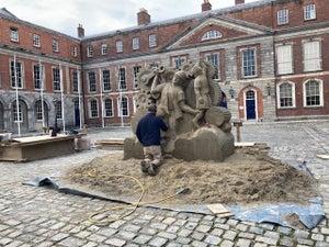 Sand Sculpture Exhibition