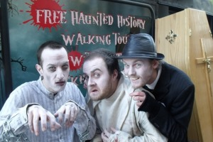 The Gravediggers Ghostbus - Extreme Ireland