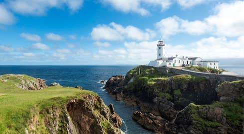 Image of Fanad Head Lighthouse, County Donegal