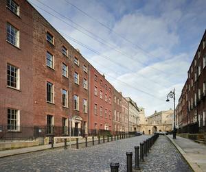 Georgian Dublin Outdoor Walking Tour: Henrietta Street and Beyond