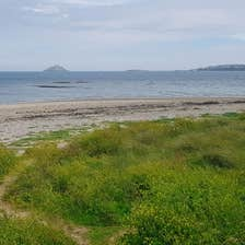 Image of Shanagarry beach in County Cork