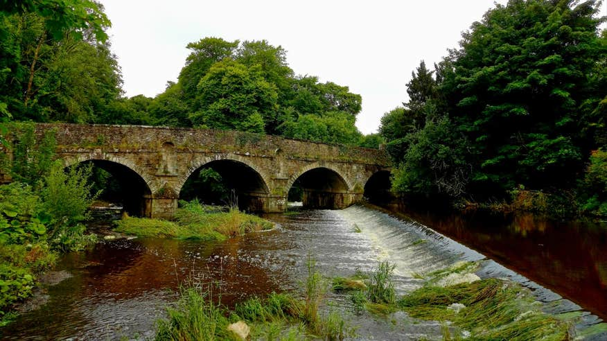 See peaceful Castlecomer in Kilkenny.