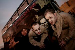 The Gravedigger Ghostbus – Irish Day Tours