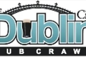 The Dublin City Pub Crawl