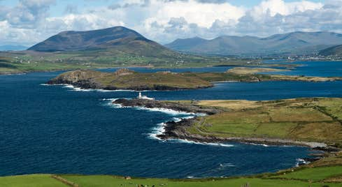 Image of Valentia Island Lighthouse in County Kerry