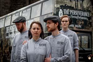 The Perseverance Fleeing The Famine Bus Tour-Hidden Dublin Walks