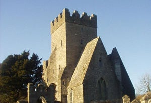 St Doulagh's Church