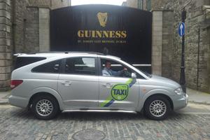 Dublin by Taxi