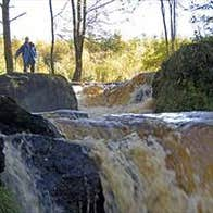 Image of Glenbarrow - Waterfall Loop