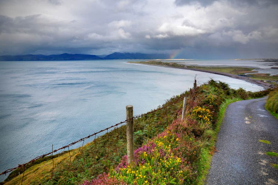 Image of the Ring of Kerry in County Kerry