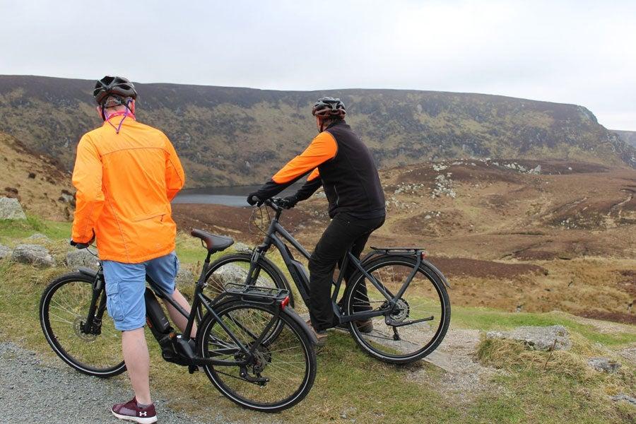 EI Adventures – Walking, Hiking and Bike Tours