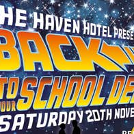 Back to School Deb at the Haven Hotel