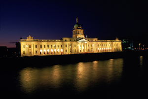 Panoramic Night Tour – Big Bus Tours Dublin'